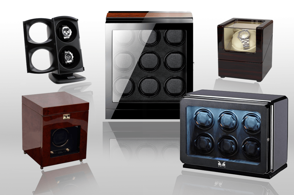 watch winder collection